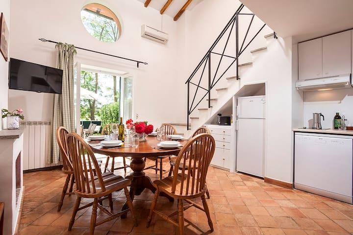 Apartment 4 @ Tenuta Capizucchi Rome - Rome - Stadswoning