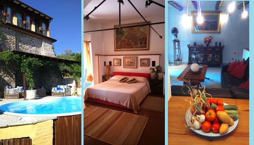villa with pool near 5 Terre - Via Romana - Apartamento