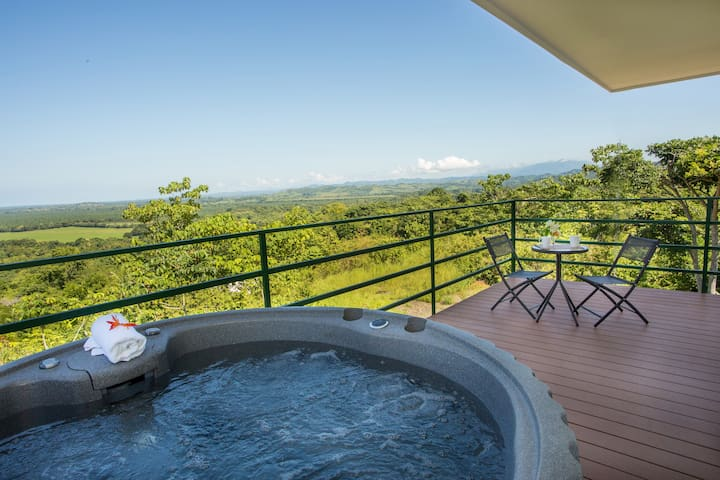 CRT- Villa Vista Hermosa *BRAND NEW HOME* - Manuel Antonio
