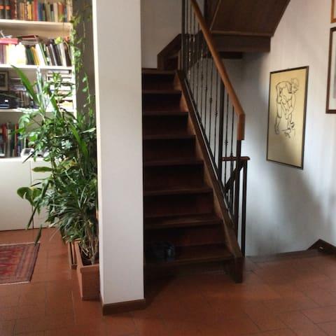 Single Room #1 in historical centre (with kitchen) - Mantova - Ev
