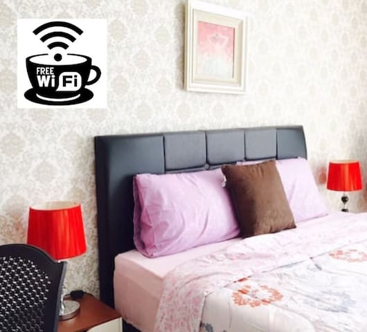 Cozy Apartment at U Residence Supermall Karawaci - Kelapa Dua - Leilighet