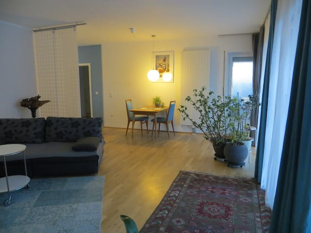 Relaxation in Stadtrandoase-Appartements II - Bad Windsheim - Appartamento