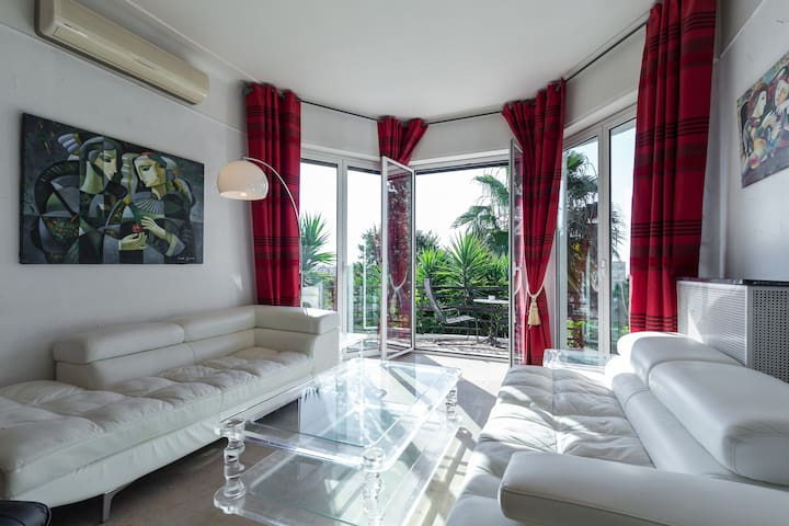 Single room 'Bambou' - Nice - Villa