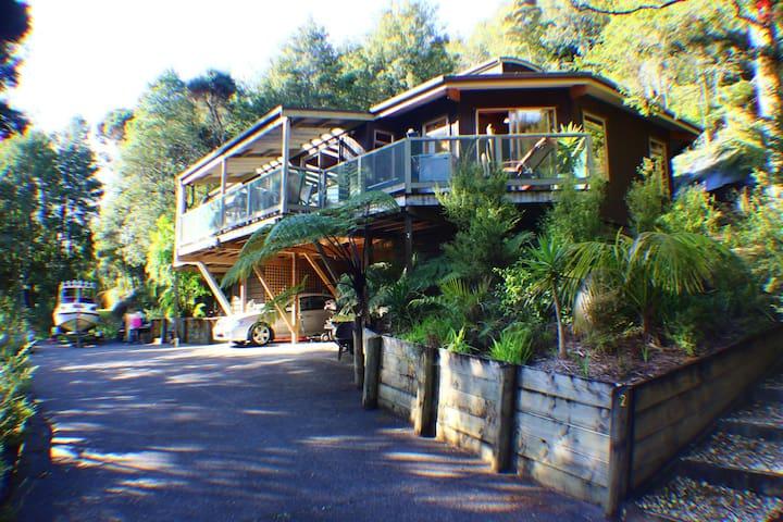 Manuka view Lodge - Paihia