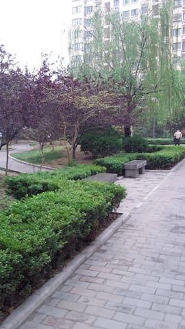 济南大明湖附近济安新区,离趵突泉,万达泉城广场很近 - Jinan - Квартира