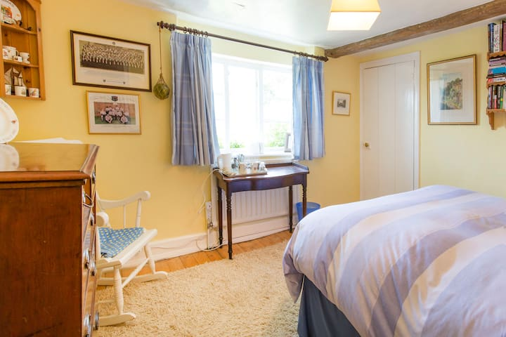 Kingsize Double room with private bathroom - Oxfordshire - Hus