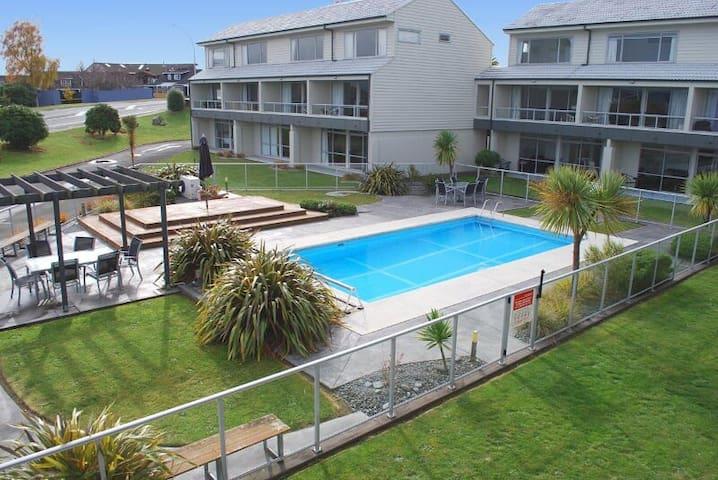 Lake Front Apartment - Taupo - Appartamento