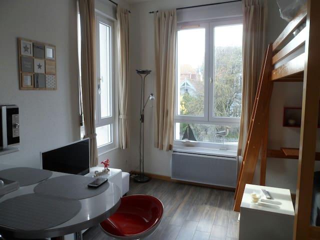 studio cosy hyper centre - Le Touquet-Paris-Plage
