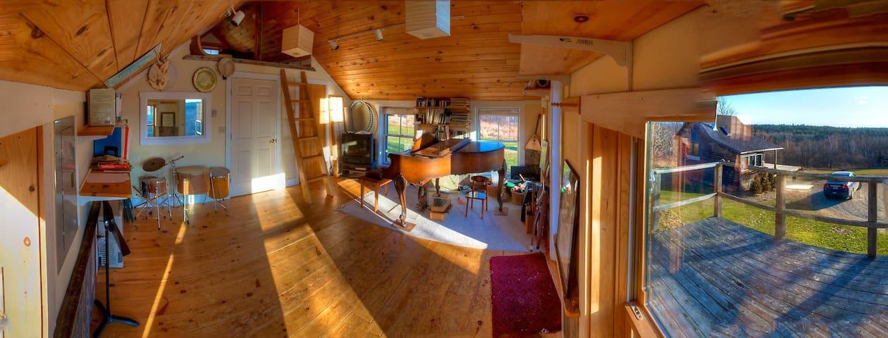 Coastal Maine Cottage - Surry - Casa