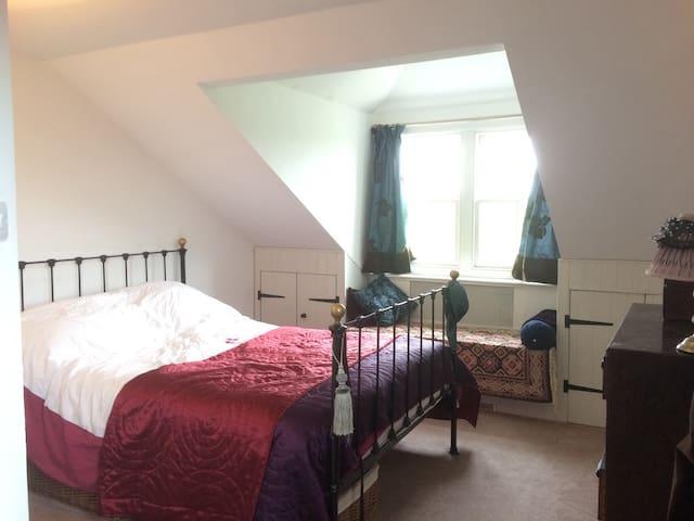 Charming room, far reaching countryside views - Ringmer