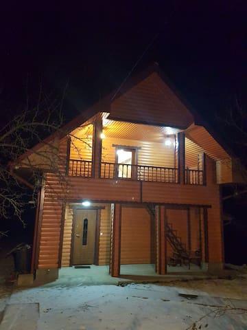 Welcome to the Dream house - Средний Березов