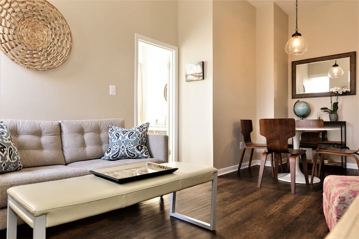 Stylish Flat in Historic Fell's Point with Parking - Baltimore - Departamento