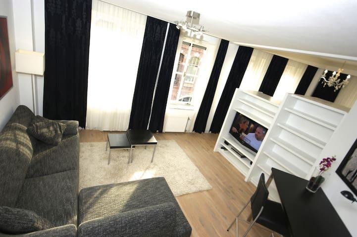 Royal apartment right in the heart of Kampen - Kampen - Lägenhet