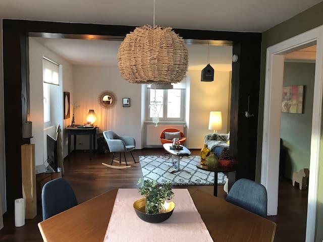 Le Gîte de *La Petite Alsacienne* - Ammerschwihr - 公寓