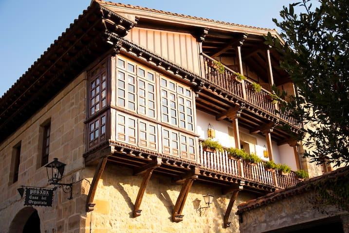 Welcoming guest house - Santillana del Mar - Pousada