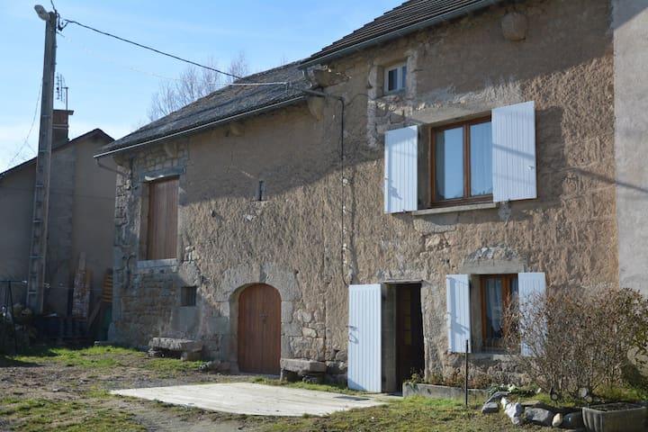Petite Maison à la Campagne Lozère - Rimeize - Haus