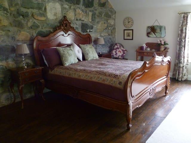 Fron Oleu Bed & Breakfast - Criccieth - Bed & Breakfast