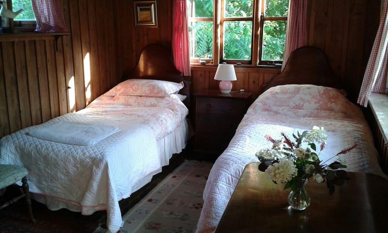 Peaceful Cabin in Kilmartin Glen - Lochgilphead - Houten huisje