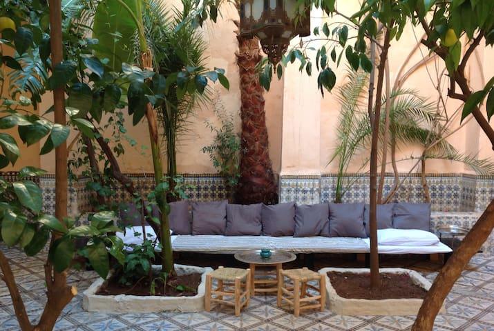 Charming room in Marrakech Medina - Marrakech - Casa