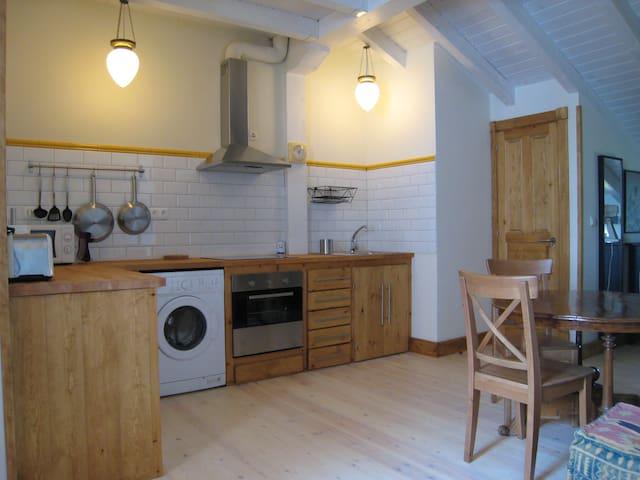 Apartamentos Las Siete Luceras (E) - Entrambasaguas - Appartement