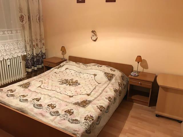 Veľký byt pri centre mesta - Spišská Nová Ves