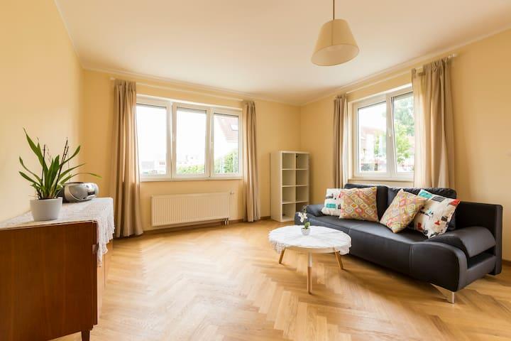 countryside garden apartment - Saarmund