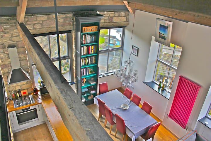 GREAT VIEWS. Grade II listed. - Hebden Bridge - Departamento