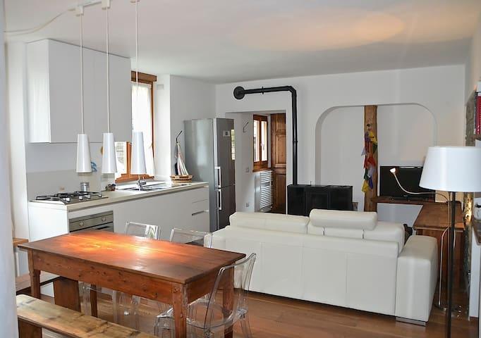 New Apartment Macugnaga-Monterosa  - Macugnaga