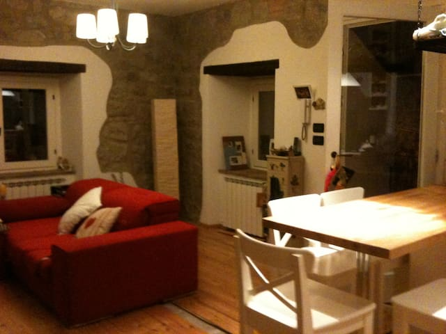 Stone House in Medieval Village - Zocca - Appartement