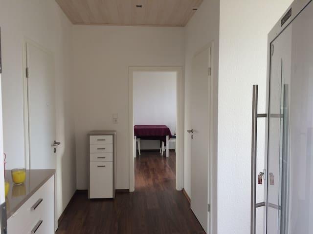 Schöne Wohnung in Karlsruhe Daxlanden - Karlsruhe - Apartemen