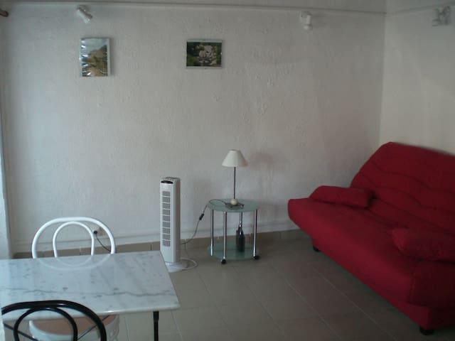 Studio Pianottoli, proche Bonifacio - Pianottoli-Caldarello - Appartement