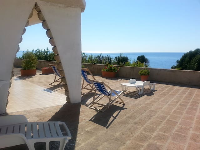 spectacular beachfront location - Bosa - Appartement