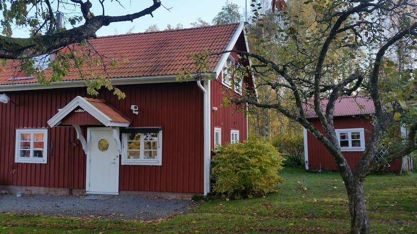 Modern stuga i lantlig idyll - ör - Stuga