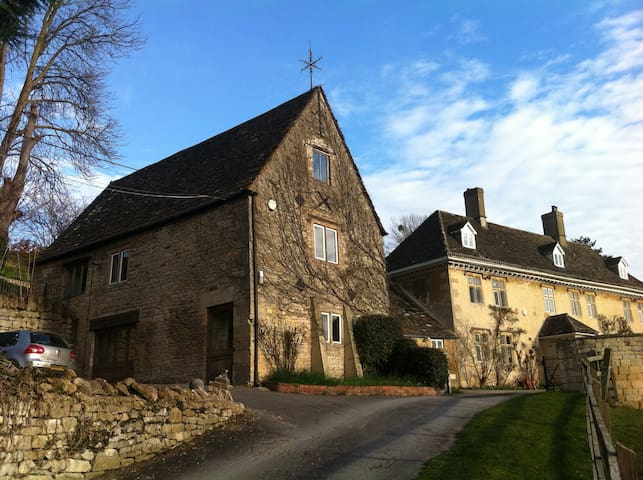 Cosy Cotswold Stone Retreat in Private Setting - Stroud
