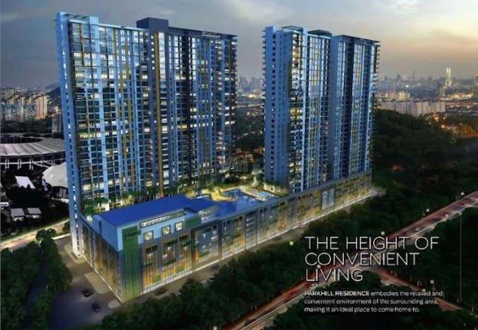 Modern Sweet Home at Bukit Jalil. - Kuala Lumpur