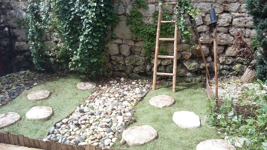 Bel appartement avec jardin à Brie - Brie-Comte-Robert - Leilighet