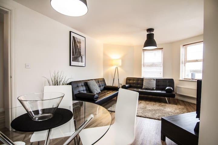 iStay *Hudson House* - Northamptonshire - Lägenhet