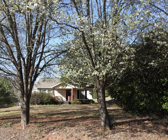 Adorable Cottage - Minutes to TIEC! - Rutherfordton - Casa