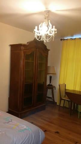 Une chambre pour 2 personnes - Sévigny-Waleppe - 獨棟