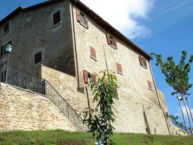 House & Wine - mercato saraceno - Casa