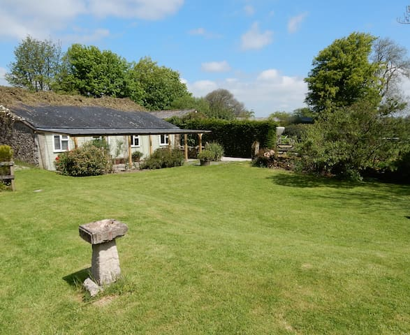 Stable Cottage, Lower Hookner Farm, North Bovey - North Bovey - Huis