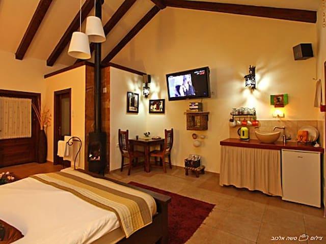 Makom Balev - Zimmer 3 - Liman - Bed & Breakfast