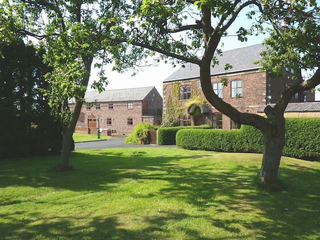 Parr Hall Farm Eccleston Chorley - Eccleston - Bed & Breakfast