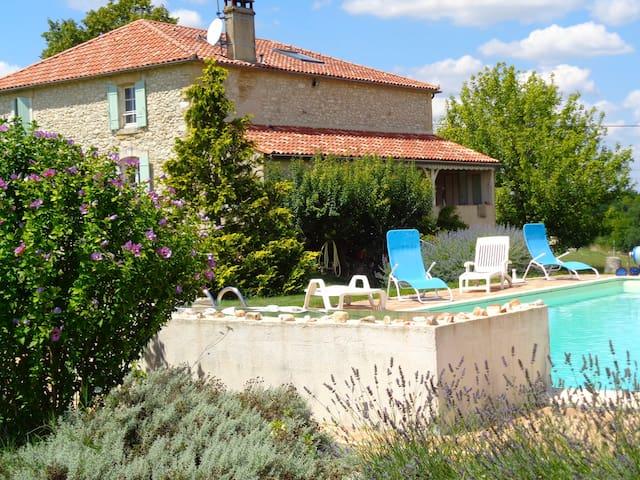 Cottage Le Binou M.M. 13 people - Montagnac-sur-Lède - Ev