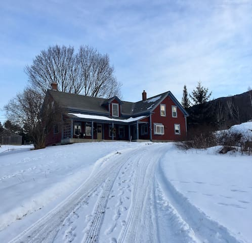 Beautiful Farm Getaway - Waterbury Center - Hus