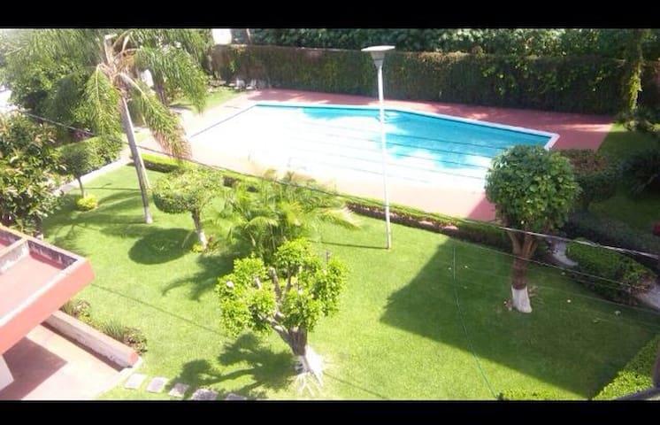 Increíble habitación para relajarse - Cuernavaca - Appartement