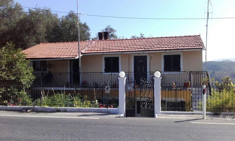 Villa kastri - Corfu - Casa