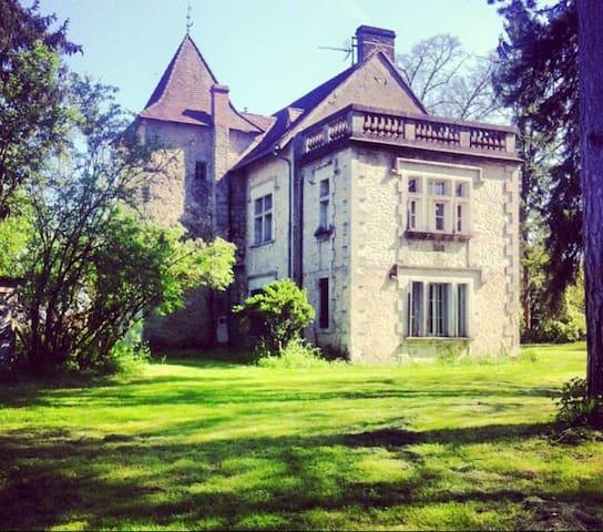 Élégant & design manor Dordogne - Dordogne - Şato
