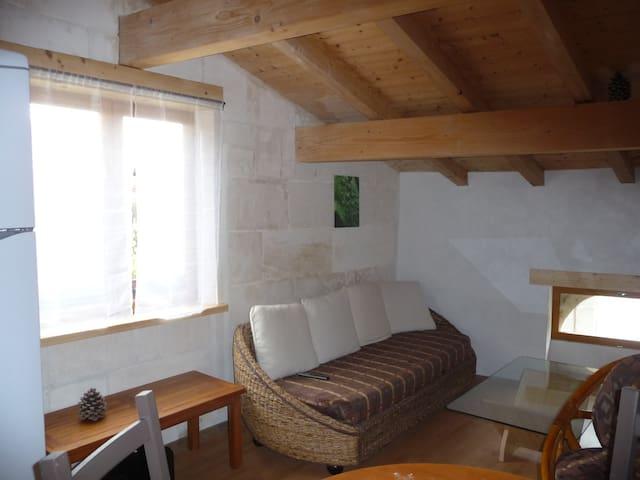 nid d'amour - Jonzac - Appartement