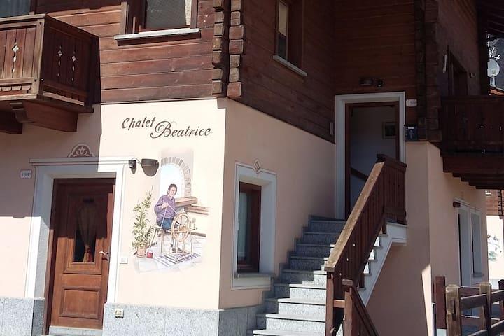 monolocale in zona tranquilla per due persone - Livigno - Vakantiewoning